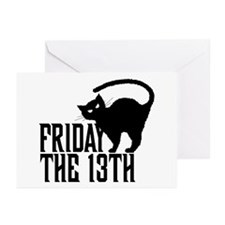 Friday the 13th Greeting Cards (Pk of 20)