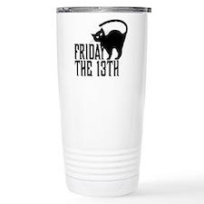 Friday the 13th Travel Coffee Mug