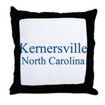 Kernersville Throw Pillow