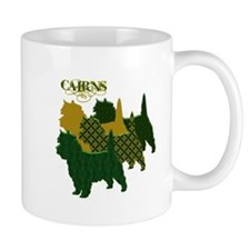 Cairn Terrier Silhouttes Mug