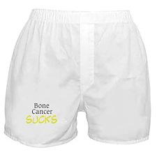 Bone Cancer Sucks Boxer Shorts