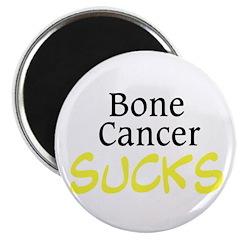 Bone Cancer Sucks Magnet