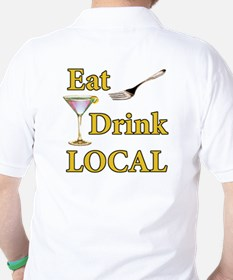 Eat Drink Local T-Shirt