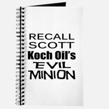 Recall Governor Rick Scott Journal