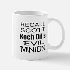 Recall Governor Rick Scott Mug