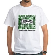 Family Square Liver Disease Shirt