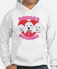 OODles of Poodles mass Hoodie