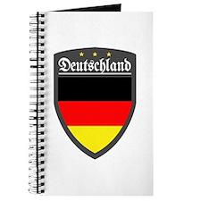 Germany (Deutsch) Patch Journal