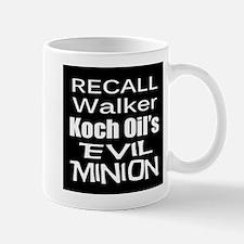 Recall Scott Walker Mug