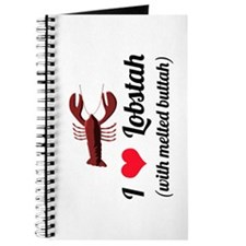 I Love Lobstah Journal