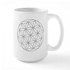 Seed Of Life Symbol Mug