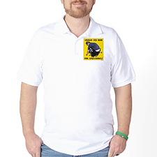 Crack is bad T-Shirt