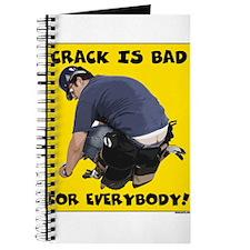 Crack is bad Journal