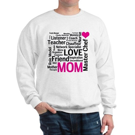 Mothers Day or Mom's Birthday Sweatshirt