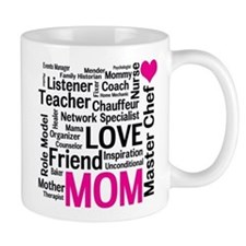 Mothers Day or Mom's Birthday Mug