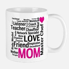 Mothers Day or Mom's Birthday Small Small Mug