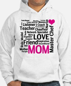 Mothers Day or Mom's Birthday Hoodie
