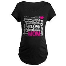 Mother's Day, Birthday, for Talented Mom T-Shirt