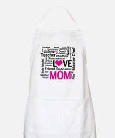 Do it All Mom, Mother's Day, Birthday Apron
