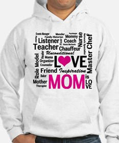 Do it All Mom, Mother's Day, Birthday Hoodie