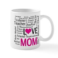 Do it All Mom, Mother's Day, Birthday Mug