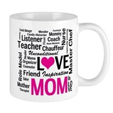 Do it All Mom, Mother's Day, Birthday Small Small Mug