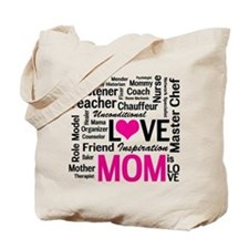 Do it All Mom, Mother's Day, Birthday Tote Bag