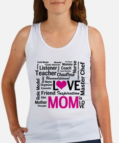 Do it All Mom, Mother's Day, Birthday Women's Tank