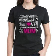Do It All Mom, Birthday, Mother's Day Tee