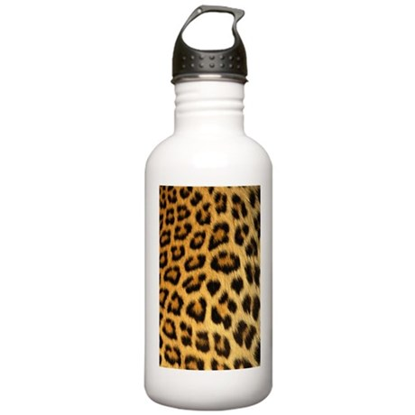 Leopard print Stainless Water Bottle 1.0L