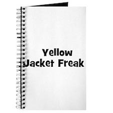 Yellow Jacket Freak Journal