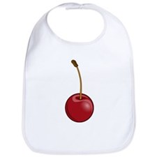Cherry Icon Bib