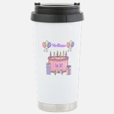 Personalized Birthday G Travel Mug