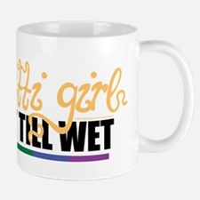 L Word: Spaghetti Girl Mug