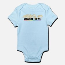 L Word: Spaghetti Girl Infant Bodysuit