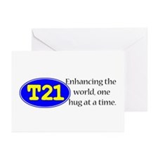 Enhancing the world Greeting Cards (Pk of 10)
