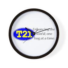 Enhancing the world Wall Clock