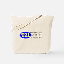 Enhancing the world Tote Bag