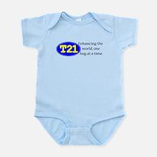 Enhancing the world Infant Bodysuit