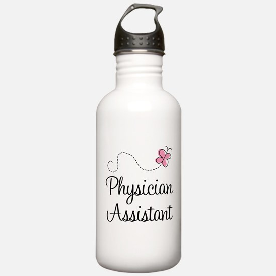 Physician Assistant Water Bottle
