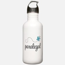 Butterfly Paralegal Water Bottle