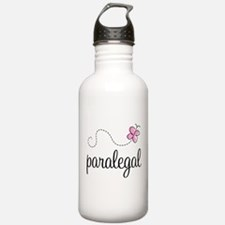 Pretty Paralegal Water Bottle
