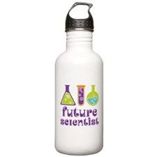 Future Scientist Science Water Bottle