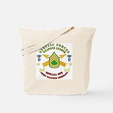 SOF - SF Lt Weapons Leader Tote Bag