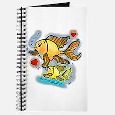 New Baby fish Journal
