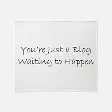 Blog 1 Throw Blanket