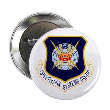 """Cryptologic Systems 2.25"""" Button (10 pack)"""