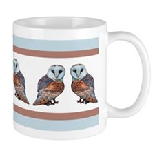 Little Barn Owls Mug