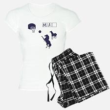 Game of HORSE Human Man Shirt Pajamas