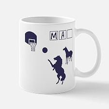 Game of HORSE Human Man Shirt Mug